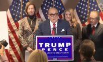 Rudy Giuliani: Luật sư Sidney Powell không thuộc Nhóm pháp lý của Tổng thống Trump