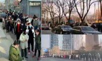 Dịch bệnh ở Bắc Kinh có xu hướng bùng phát, tuyên bố 'tình trạng khẩn cấp'