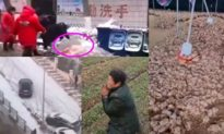 Trung Quốc: Công nhân vệ sinh chết cóng, nhiều trường học phải đóng cửa do lạnh giá