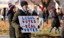 Nhân viên bầu cử Detroit được lệnh đánh dấu lùi ngày khoảng 100.000 phiếu bầu