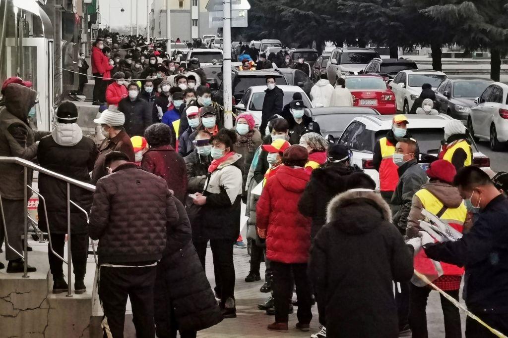 Thêm ca nhiễm virus Vũ Hán tại Trung Quốc, sinh viên lo ngại về phong tỏa