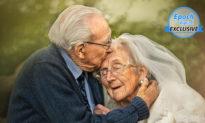 Chùm ảnh xúc động về câu chuyện tình yêu 72 năm của cựu chiến binh Thế chiến II