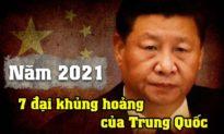 7 khủng hoảng lớn tiềm ẩn trong năm 2021 của Trung Quốc