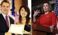 Chủ tịch Hạ viện Nancy Pelosi lên tiếng 'bảo vệ' Eric Swalwell trước vụ bê bối gián điệp Trung Quốc