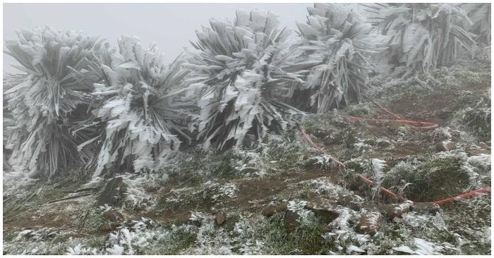 Tiếp tục hứng chịu đợt lạnh sâu, chất lượng không khí tại miền Bắc được cải thiện tích cực