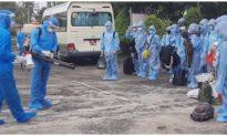 Đã xác định được tài xế chở bệnh nhân COVID-19 ở Vĩnh Long, An Giang cách ly 8 cán bộ, giáo viên