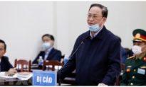 VKS không chấp nhận kháng cáo xin hưởng án treo của đô đốc Nguyễn Văn Hiến