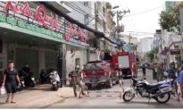 Đã xác định được nguyên nhân vụ nổ lớn tại quán bún ở quận Phú Nhuận
