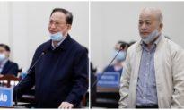 Y án 20 năm với Đinh Ngọc Hệ, giảm 6 tháng tù với cựu thứ trưởng Nguyễn Văn Hiến