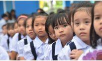 18 tỉnh/thành cho học sinh ngừng đến trường sau Tết, một số cho đi học trở lại từ 17/2