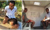 Đã bắt giữ 2 phạm nhân đang thụ án Giết người trốn khỏi trại giam ở Tây Ninh