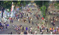 Từ hôm nay, Hà Nội mở rộng không gian đi bộ trên 8 tuyến phố và 3 ngõ