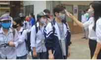 Hà Nội: Giáo viên, học sinh phải đeo khẩu trang khi đến trường