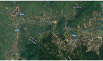 Đã liên lạc được nhóm du khách mắc kẹt trên núi Tà Giang