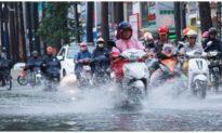 Thời tiết ngày 22/12: Bắc Bộ tiếp tục rét đậm, Nam Bộ mưa lớn diện rộng