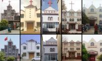 Hơn 900 thánh giá bị dỡ khỏi các nhà thờ, ĐCSTQ tiếp tục đàn áp tín đồ Cơ Đốc giáo