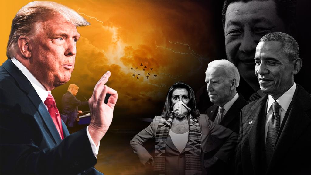 8 lời dối trá của Big Media về cựu TT Trump đã bị vạch trần, còn gì nữa không?
