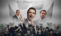 Pinkerton: Cuộc chiến giai cấp COVID