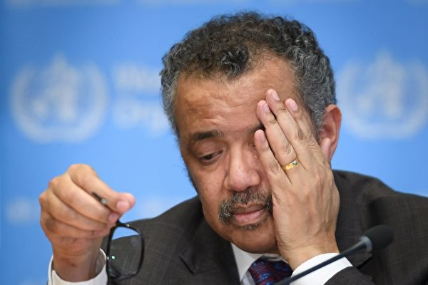 Tổng giám đốc Tedros của WHO bị kiện ra tòa với tội danh diệt chủng