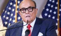 Luật sư Giuliani có thể sẽ ra viện vào ngày 9/12
