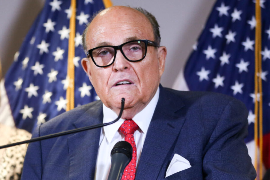Rudy Giuliani: Các vụ kiện bầu cử sẽ 'bùng nổ' sau Giáng sinh
