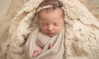 Kỳ diệu em bé ra đời sau 27 năm ròng rã chờ đợi dưới dạng phôi thai đông lạnh