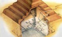 Bí ẩn 'thế giới ngầm' khổng lồ, dài 5,7 km bên dưới Kim tự tháp cổ nhất Ai Cập
