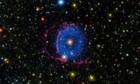 Bí ẩn 'con mắt vũ trụ' được giải đáp sau 16 năm, tiết lộ quá trình hợp nhất của các ngôi sao