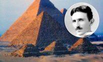 Nikola Tesla: Kim tự tháp là các trạm phát năng lượng cực mạnh