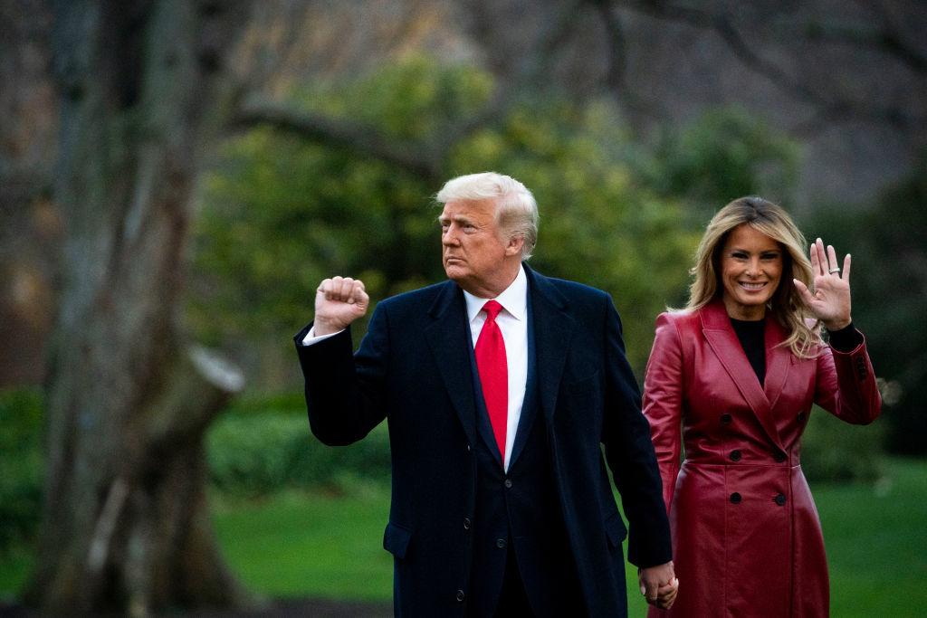 Tin nhanh nước Mỹ: Lời chào tạm biệt của Đệ nhất phu nhân Melania Trump