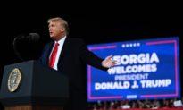 TT Trump cáo buộc âm mưu 'lừa đảo cử tri' sau khi Georgia kêu gọi tạm dừng đếm phiếu