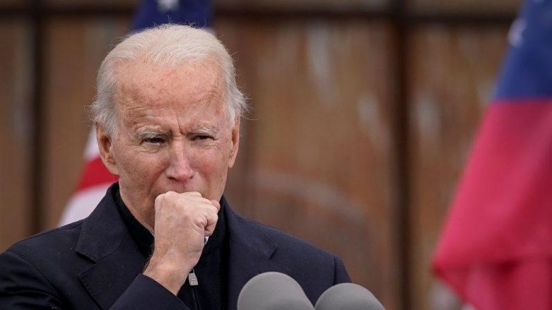 Joe Biden hãy cẩn trọng, thanh kiếm Damocles đang treo trên đầu