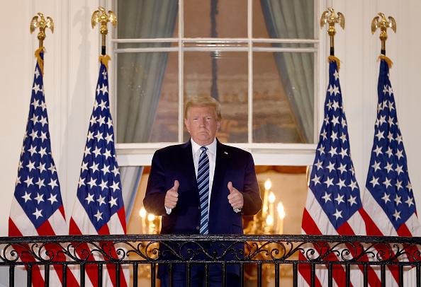TT Trump: Hệ thống bầu cử đang bị tấn công, người Mỹ chúng ta cần phải lên tiếng