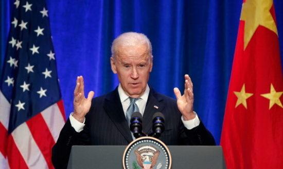 Nếu Joe Biden được nhậm chức vào ngày 20/1/2021, chúng ta có thể chắc chắn rằng, chẳng bao lâu nữa, nước Mỹ sẽ trở thành một quốc gia bị kiểm soát bởi ĐCSTQ. (Ảnh: getty)