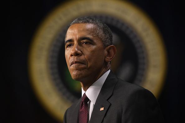 Ông Obama sợ rằng tướng Flynn sẽ phơi bày vai trò của chính quyền Obama trong việc theo dõi chiến dịch tranh cử của Tổng thống Trump. (Getty)