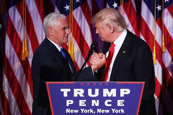 Tổng thống Trump có thể tái đắc cử nếu ngày 6/1 Phó tổng thống Mike Pence làm đúng luật