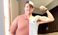 Giảm từ 242kg xuống còn 98kg, câu chuyện của 'anh chàng to cao' truyền cảm hứng cho hàng chục nghìn người