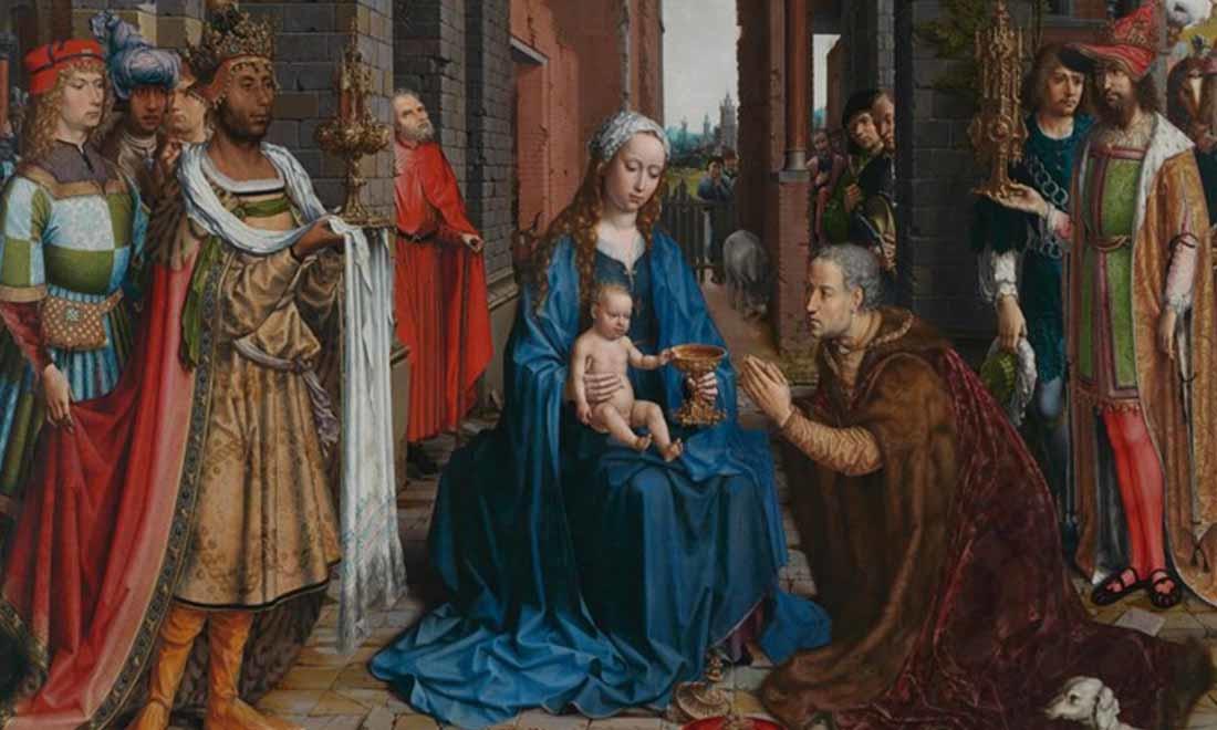 Hồi tưởng sự thiêng liêng trong ngày Giáng sinh: 'Sự tôn thờ của các hiền sĩ'