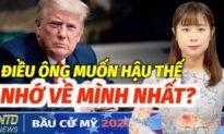 TIN SÁNG 5/12: 'TT Trump triển khai cuộc phản công ở 3 cấp độ', TQ 'tống tiền' thành viên Quốc hội