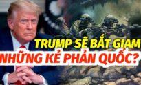 TIN SÁNG 6/12: THIẾT QUÂN LUẬT và Đạo luật PHỤC SINH - Vũ khí tối thượng của TT Trump