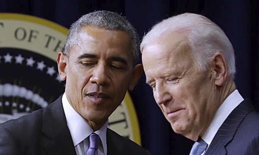 """Nói cách khác, nước Mỹ dưới thời Obama đã gián tiếp tài trợ cho khủng bố. Và nhiệm kỳ lần này của Biden (nếu có) có thể được gọi là """"nhiệm kỳ Obama thứ ba (Ảnh: getty)"""