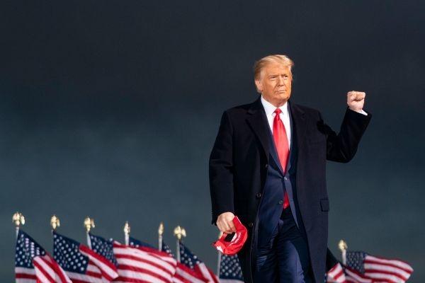 Tổng thống Trump (Nguồn ảnh: ALEX EDELMAN / AFP / Getty Images)