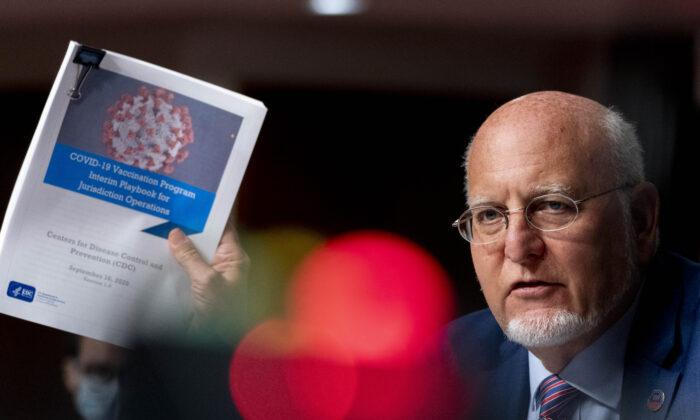 Giám đốc CDC cảnh báo về cuộc đại khủng hoảng sắp tới của Hoa Kỳ