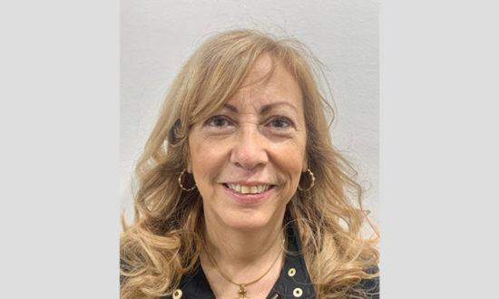 Bức ảnh chụp bà Ana Mercedes Díaz, cựu Chủ nhiệm chính đảng của Ủy ban Bầu cử Venezuela năm 2003. (Được sự cho phép của bà Ana Mercedes Díaz)