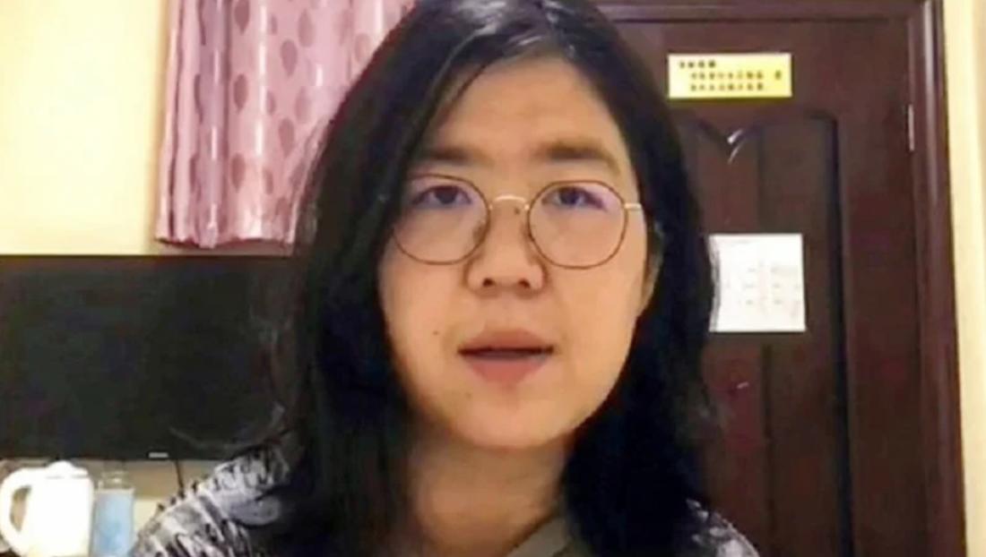 Nhà báo Trung Quốc bị kết án 4 năm tù vì phơi bày sự thật về dịch bệnh viêm phổi Vũ Hán