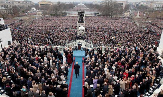 Nhà Trắng sẽ tiếp đón vị tổng thống tốt đẹp nhất trong thời khắc hỗn loạn nhất