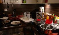 10 bí quyết dễ dàng để lau dọn dầu mỡ ở trong nhà bếp