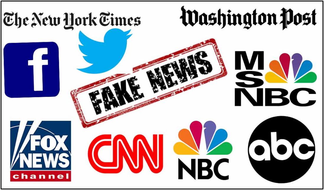 Phương tiện truyền thông lớn hoàn toàn có khả năng kiểm soát dư luận và luồng thông tin, bao gồm thông tin từ tổng thống của chúng ta. Sự thật rằng phương tiện truyền thông lớn đang được sử dụng như một công cụ để thao túng dư luận và điều khiển kết quả của cuộc bầu cử. (Tổng hợp)