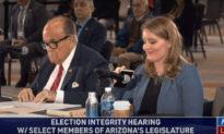 Nhóm pháp lý của TT Trump và các nhà lập pháp Arizona tổ chức buổi điều trần về tính công chính của cuộc bầu cử
