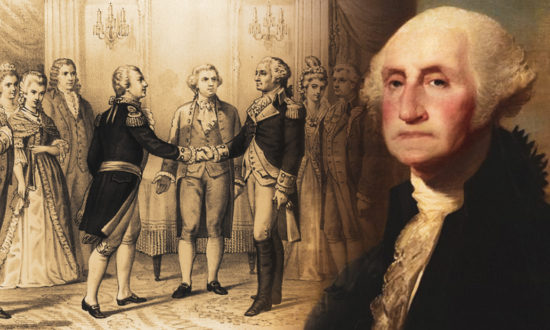 Truyền kỳ về Tướng quân Washington: Nước Mỹ có hai Tổ quốc